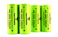 Vappower IMR 26650 5200mAh 20A 3.7V Li-ion Battery