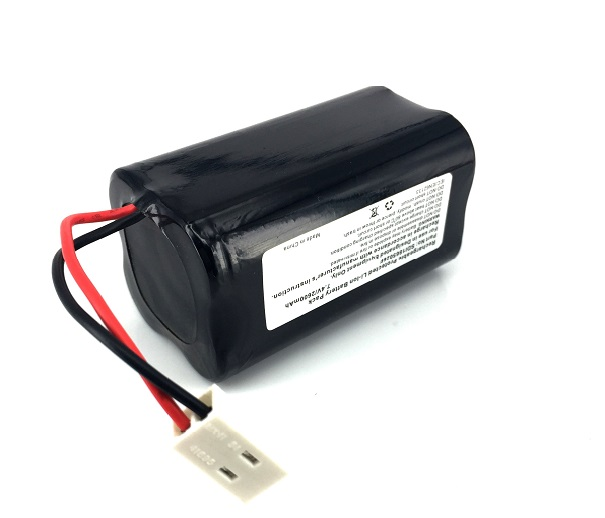 2S2P 18650 7.4V Li-ion Battery Pack 5200mAh