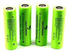 Vappower INR20700A 3000mAh 35A 20700 High D
