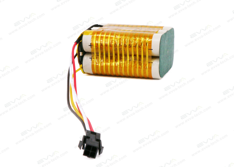 18650 3S2P 11.1V 5200mAh Li-ion Battery with Heating Element