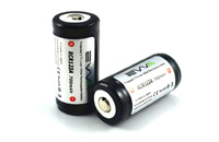 3.7V 700mAh Protcted 16340 Lithium ion Rechargeable Battery