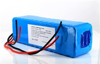48V 11.6Ah 13S4P Li-ion Battery Pack for Electric Bicycle