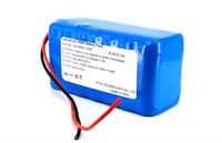 25.2V 8700mAh 7S3P Li-ion Battery Pack 15-20A Discharge