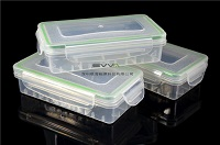 Waterproof 18650 Battery Holder 2 Bay Storage Case/16340 4 Bay Case  S18650W-2