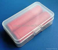 18650 Plastic Battery Case\ Storage Box S18650K-2
