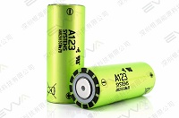 3.3V 2500mAh 70A A123 26650 LiFePo4 High Dr
